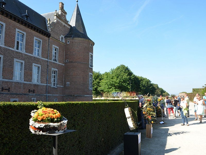 Floristen in spe zetten sterke prestaties neer op Fleuramour 2016